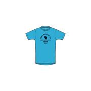 Bontrager Evoke Mountain Tech Tee - Blue