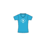 Bontrager Evoke Women's Mountain Tech Tee - Blue