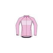 Bontrager Circuit Women's Long Sleeve Cycling Jersey - Pink
