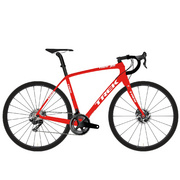 Trek Domane SLR 9 Disc - Red
