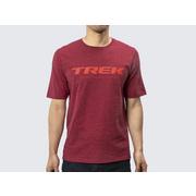 Trek Logo Tee - Red