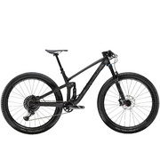 Trek Top Fuel 9.8 - Carbon;black