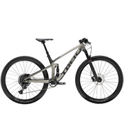Trek Top Fuel 9.7 - Silver;black