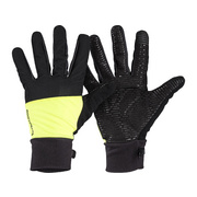 Bontrager Circuit Windshell Cycling Glove - Yellow