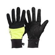 Bontrager Circuit Women's Windshell Cycling Glove - Yellow