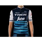 Santini Trek-Segafredo Women's Team Replica Cycling Jersey - Blue