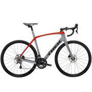 Trek Domane SL 4 - Grey;red
