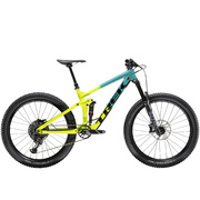 Trek Remedy 8 - Teal;green