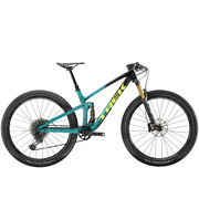 Trek Top Fuel 9.9 - Black;teal