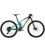 Trek Top Fuel 9.7 - Black;teal