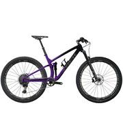 Trek Fuel EX 8 - Black;purple