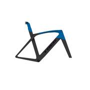 Trek Madone SL Disc Frameset - Black;blue