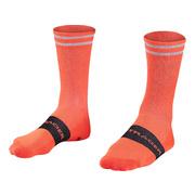 Bontrager Halo Crew Cycling Sock - Orange