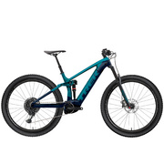 Trek Rail 9 - Teal;blue