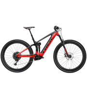 Trek Rail 9.8 - Black;red