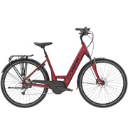 Trek Verve+ 4 Lowstep - Red