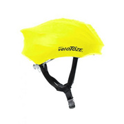 VeloToze Helmet Cover Yellow  One Size - Yellow