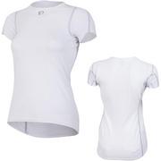 Pearl Izumi Women's Transfer Ss Baselayer - White