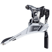 SRAM Force22 Front Derailleur Yaw Braze-on with Chain Spotter - No Colour