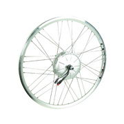RIDE+ Replacement Wheels - Front - Black