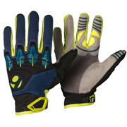 Bontrager Rhythm Elite Glove - Blue