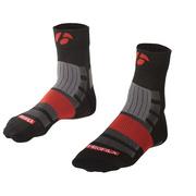 """Bontrager RXL 2.5"""" Sock - Black"""