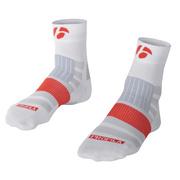 "Bontrager RXL 2.5"" Sock - White"