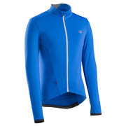 Bontrager RXL Thermal Long Sleeve Cycling Jersey - Blue