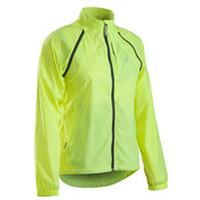 Bontrager Convertible WSD Windshell - Yellow