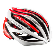 Casco Velocis Road Bike Bontrager - White;red;silver