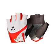 Bontrager Solstice Women's Cycling Glove - White;orange