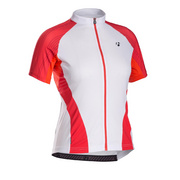Bontrager Race Short Sleeve Women's Jersey - White