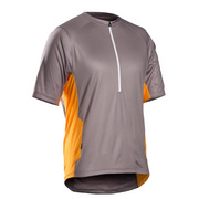 Bontrager Evoke Jersey - Grey;orange
