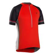 Bontrager Solstice Short Sleeve Jersey - Red