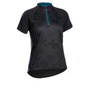 Bontrager Solstice Short Sleeve Women's Jersey - Colours - Black