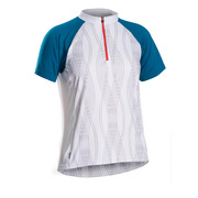 Bontrager Solstice Women's Cycling Jersey - White