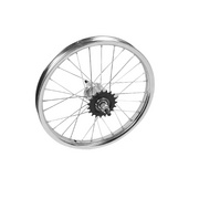 "Trek 16"" Kids Wheel - Black"