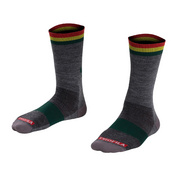"Bontrager Race 5"" Wool Cycling Sock - Grey"