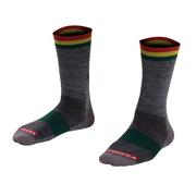 """Bontrager Race 5"""" Wool Sock - Grey"""
