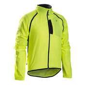 Bontrager Race Convertible Windshell Jacket - Yellow