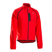 Bontrager Race Convertible Windshell Jacket - Red