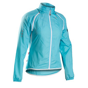 Bontrager Race Convertible Windshell Women's Jacket - Blue