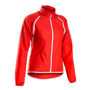 Bontrager Race Convertible Windshell Women's Jacket - Orange