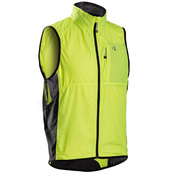 Bontrager Race Windshell Vest - Yellow