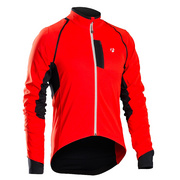 Bontrager RXL Convertible 180 Softshell Jacket - Red