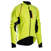 Bontrager RXL Convertible 180 Softshell Jacket - Yellow