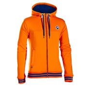 Bontrager Premium Full Zip Hoodie - Orange