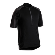 Bontrager Foray Cycling Jersey - Black