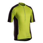 Bontrager Foray Cycling Jersey - Green