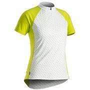 Bontrager Solstice Short Sleeve Women's Jersey - Colours - White